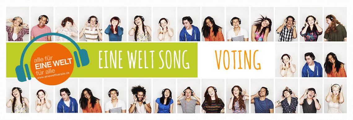560ba20009c8 Voting - Song Contest Musikwettbewerb von Engagement Global